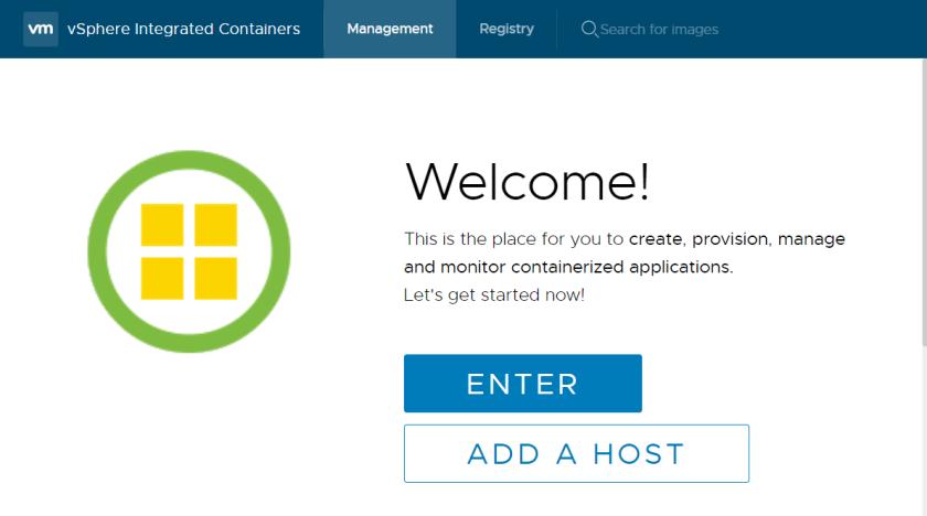 VIC GUI Install Portal